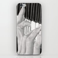 Piano iPhone & iPod Skin