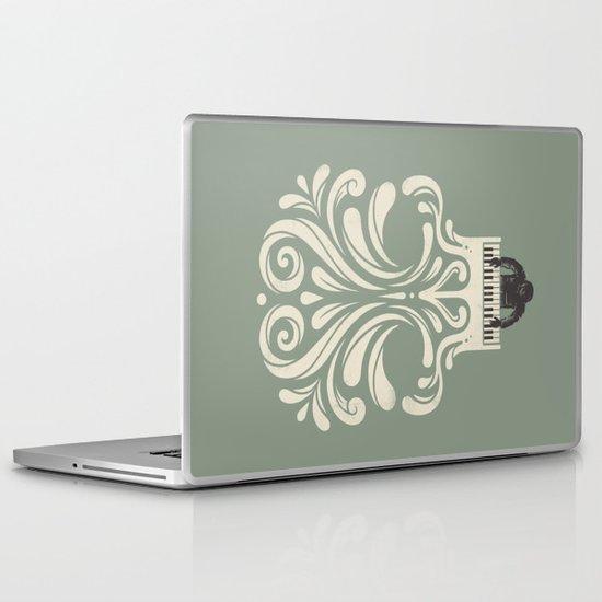 Killer Song Laptop & iPad Skin