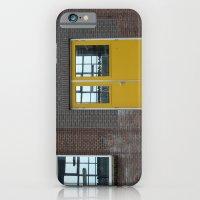 Yellow doors iPhone 6 Slim Case