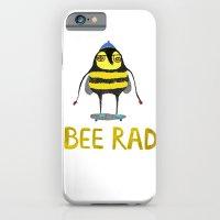 Bee. Bee Art, Bee Illust… iPhone 6 Slim Case