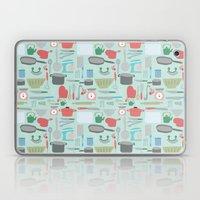 Kitchen Pattern Laptop & iPad Skin