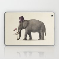 Elephant Day  Laptop & iPad Skin