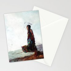 Meet Me at the End of the Bridge 2 Stationery Cards