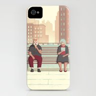 Day Trippers #5 - Rest iPhone (4, 4s) Slim Case