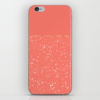 XVI - Peach 1 iPhone & iPod Skin