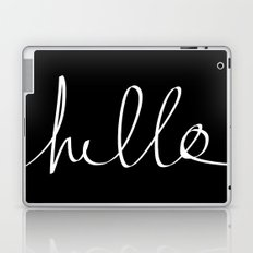 Hello Laptop & iPad Skin