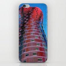 Torre Fira bcn iPhone & iPod Skin
