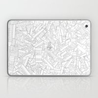 The Lego Movie — Colouring Book Version Laptop & iPad Skin
