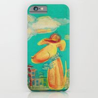 iPhone & iPod Case featuring Dog by Moonlighting