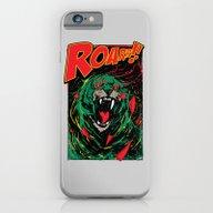 Cringer Roar iPhone 6 Slim Case