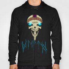 Death To The Living! Hoody