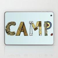 CAMP. Laptop & iPad Skin