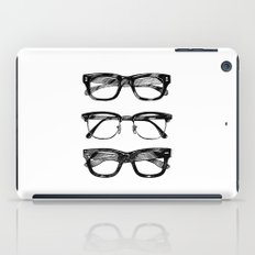 Go Hipster! iPad Case