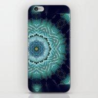 Wing Lotus iPhone & iPod Skin