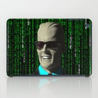 Max Meets Matrix iPad Case