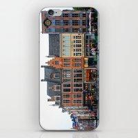 Brugge iPhone & iPod Skin