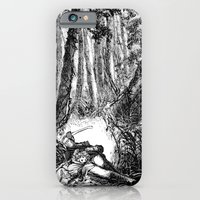 Murder in the Pines iPhone 6 Slim Case