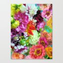 Botanic Boost Canvas Print