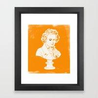 A Clockwork Orange - Movie Poster Framed Art Print