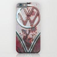 Pink Rusty VW iPhone 6 Slim Case