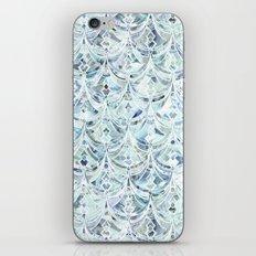 Ice and Diamonds Art Deco Pattern iPhone & iPod Skin
