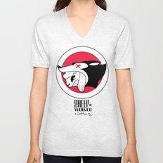Sheep-n-Wolves Clothing Unisex V-Neck