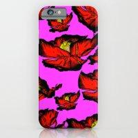 Rouge Floris iPhone 6 Slim Case