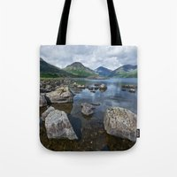 Wastwater English Lake D… Tote Bag