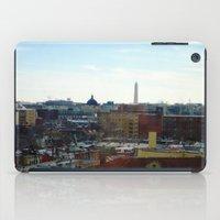 Washington DC Rooftops iPad Case