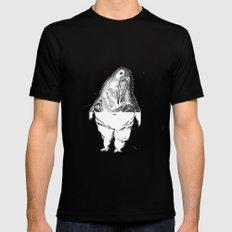 Metamorphosis  Illustration 4 Mens Fitted Tee Black SMALL