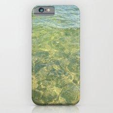 water ripples iPhone 6 Slim Case