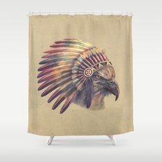 Chief - colour option Shower Curtain