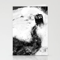 All Of Space And Time Stationery Cards