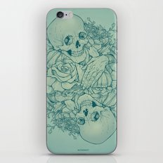 All the Pretty Flowers iPhone & iPod Skin