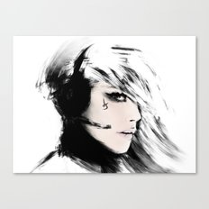Roger That! Canvas Print