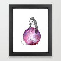 We Are All Made Of Stard… Framed Art Print