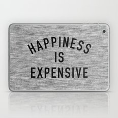 Happiness is Expensive Laptop & iPad Skin