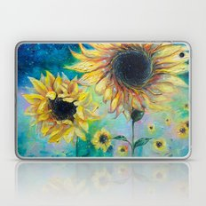 Supermassive Sunflowers Laptop & iPad Skin