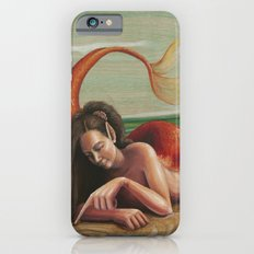 Drawing in the Sand iPhone 6 Slim Case