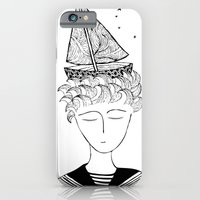 Dreamer on board iPhone 6 Slim Case