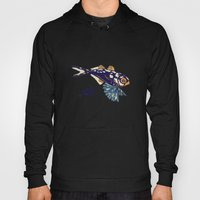 Ocean Fish Hoody
