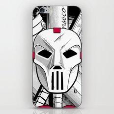TMNT Casey Jones iPhone & iPod Skin