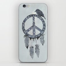 A dreamcatcher for peace iPhone & iPod Skin