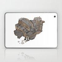 Space Bird Laptop & iPad Skin