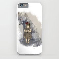 neither human nor wolf iPhone 6 Slim Case