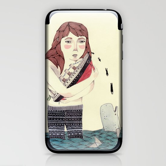 Overboard iPhone & iPod Skin
