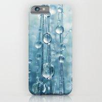 Blue Grass Drops II iPhone 6 Slim Case