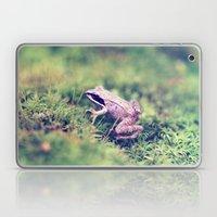 Frog & Moss Laptop & iPad Skin
