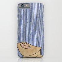 Rain Girl iPhone 6 Slim Case
