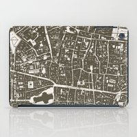 London Map iPad Case